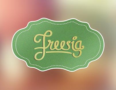 Freesia - Handmade Soap