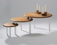 HEALs Discovers 2011 - Twist Occasional Tables