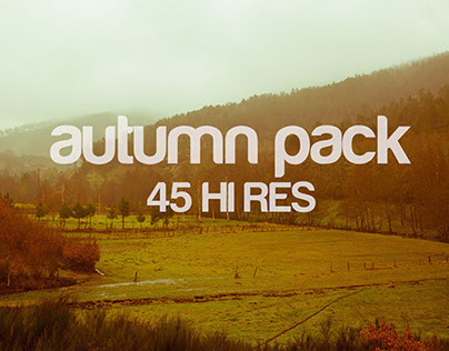 fall / autumn photo pack