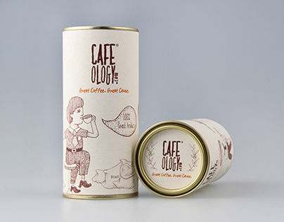 CAFEOLOGY | Packaging Design