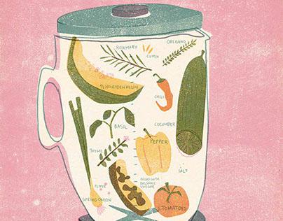 Illustrations August `14