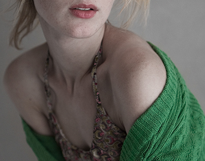 model test / Aleksandra S.