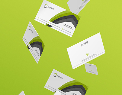 Caveo Logo & Stationery