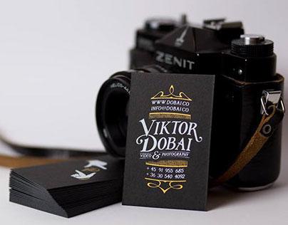 Viktor Dobai photographer identity