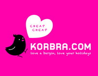 Korbra – holiday ebooking store