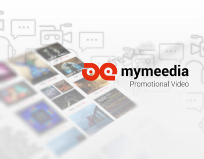 MyMeedia Promotional Video