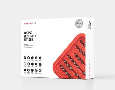 Demeter Tools Packaging