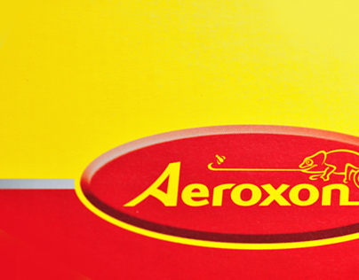 Aeroxon, Branding and Package Design