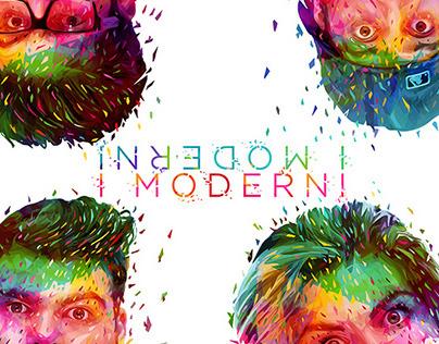 I Moderni - In/cassa - CD