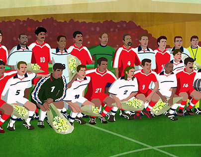 VISA - Samba Iran - World Cup 2014