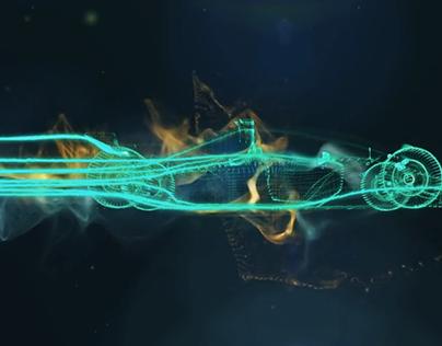 Mercedes AMG Petronas - The Spark
