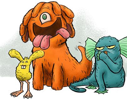 Alien Pets