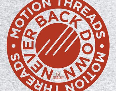 On Target Tee - Motion Threads
