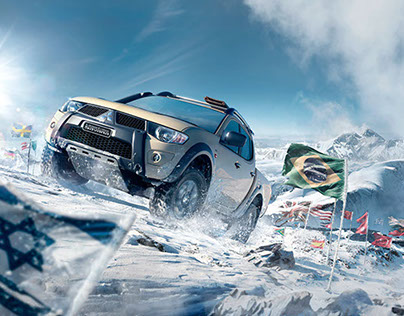 Mitsubishi L200 Savana Everest