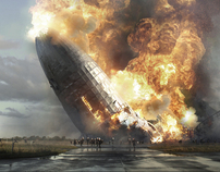 Making of Hindenburg disaster