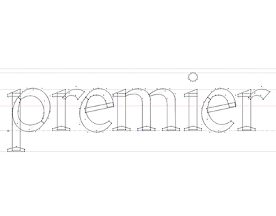 Premier Typeface