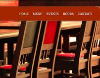 Sonata Cafe and Bar Website