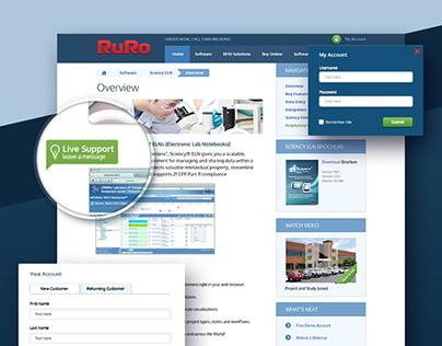 RURO Website
