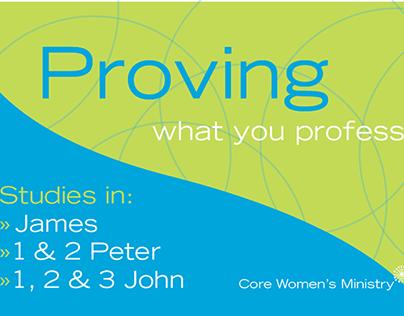 Flyer - Womens Bible Study
