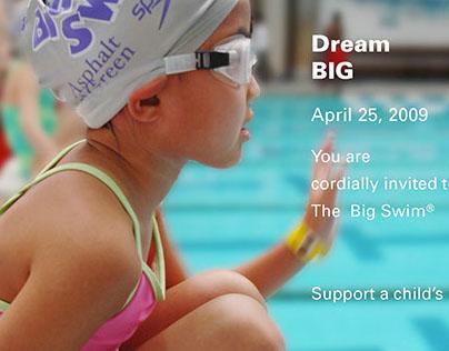 The Big Swim® Invitation