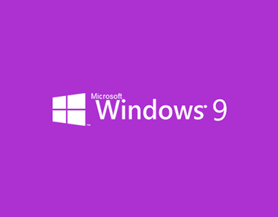 Windows 9 - concept