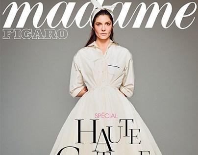 Nico | Chiara Mastroianni for Madame Figaro | Aug 2014