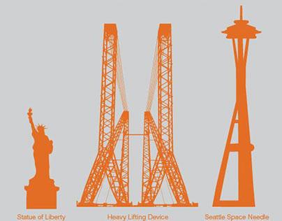 Kieways Magazine Illustrations and Infographics, 2012