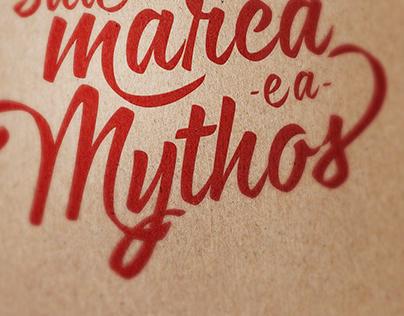 Lettering Mythos