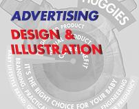 Advertising Design & Illustration