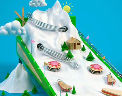 French Federation of Ski 2014/15 Campaign