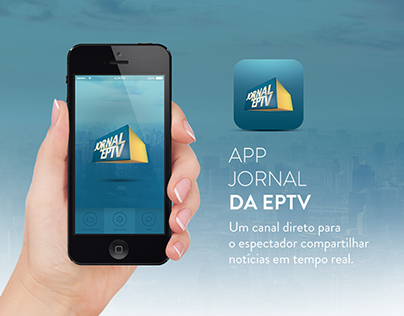 Aplicativo Jornal da EPTV