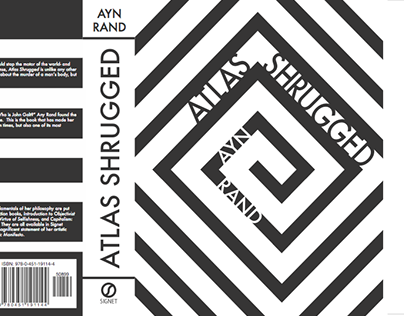 Atlas Shrugged Book Jacket