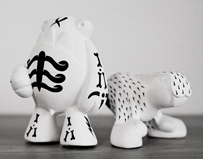 An Artisan Designer Toy