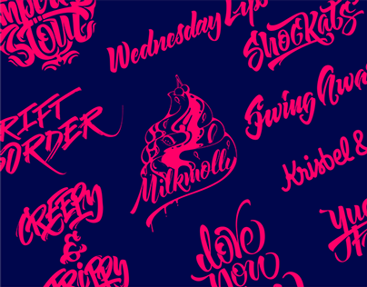 Lettering collection #02