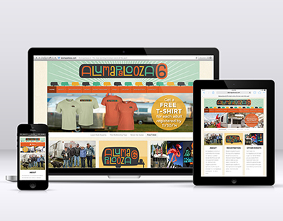 Alumapalooza 6 Website