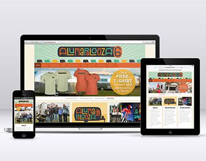 Alumapalooza 6 Website