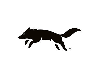 Wolf Strike Logo Mark