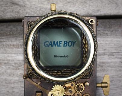 Steampunk Game Boy
