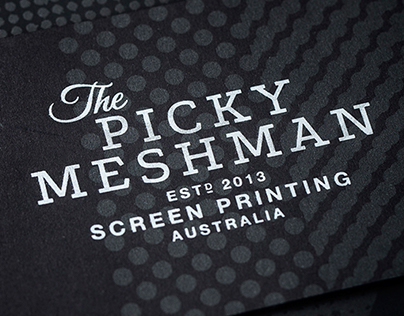 Picky Meshman Drawing Pads