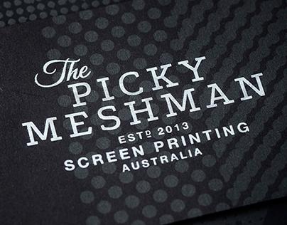 Picky Meshman Drawing Pads