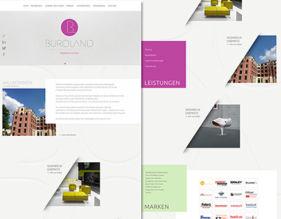 Final Branding and Layout Website