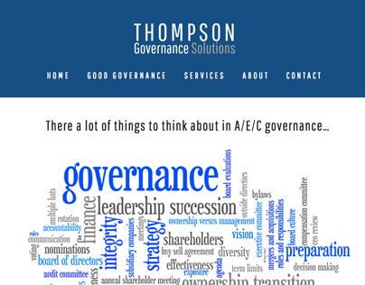 Thompson Governance Solutions
