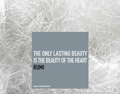 The Wisdom of Rumi