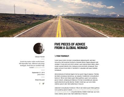 Web | EF Blog