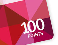 VMware Sales Rewards - Point Cards