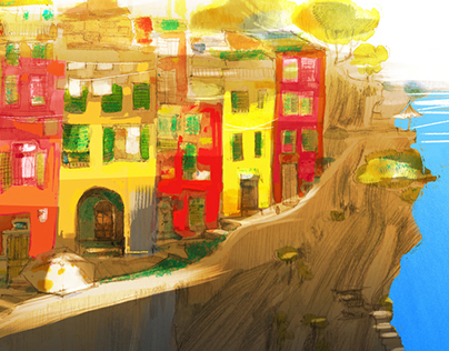 Sketches of Italy