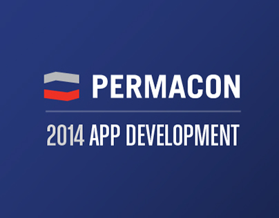 Permacon - tablet application