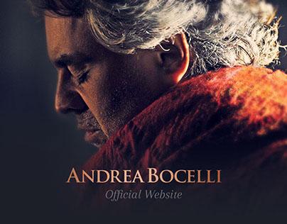 Andrea Bocelli | Official Website