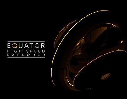 EQUATOR_ explore the space