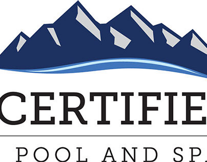 Certified Pool and Spa logo